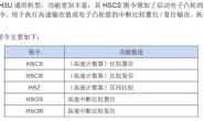 汇川技术小型PLC-H3U运动控制功能说明文档