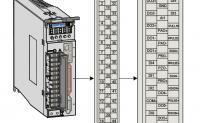 汇川IS620P伺服CN1端子位置脉冲控制连线图